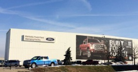 Ford Kentucky Truck Plant – Stamping Addition