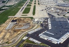 UPS Worldport Freight Facility